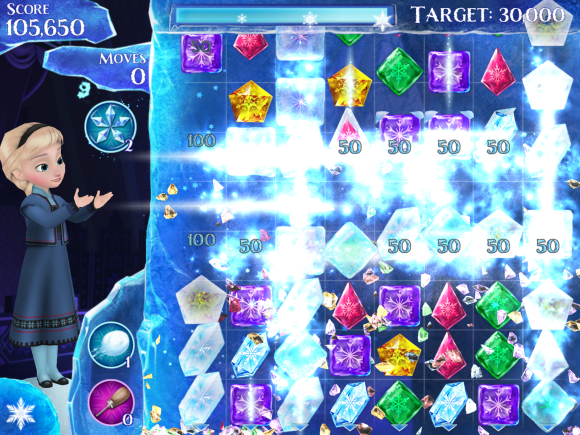It's no Bejewelled Blitz, but then what is?