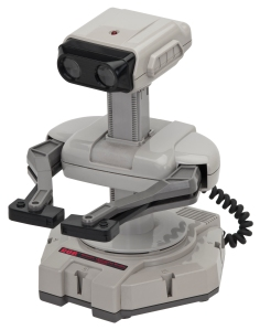 The Robotic Operating Buddy, better-known as R.O.B.