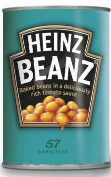 HEINZ BEANS